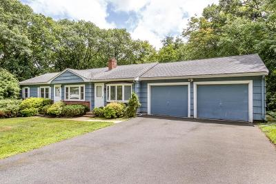 Canton Single Family Home Under Agreement: 9 Woodcliff Rd