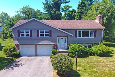 Needham Single Family Home Contingent: 152 Meetinghouse Circle
