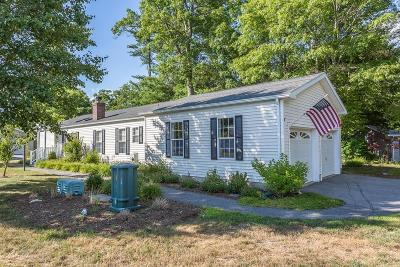 Middleboro Single Family Home Under Agreement: 6101 Island Drive
