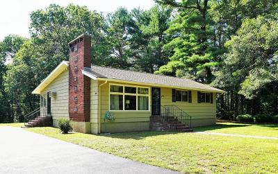 Framingham Single Family Home Under Agreement: 14 Cart Path
