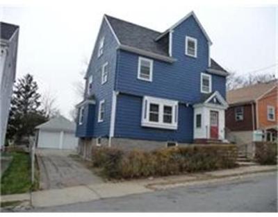 Single Family Home For Sale: 19 Ellison Ave