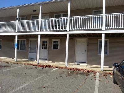 Marshfield Rental Under Agreement: 1717 Ocean #24D