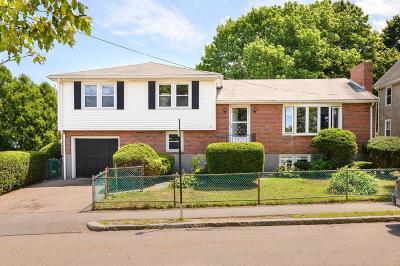 Milton Single Family Home Under Agreement: 17 Church Street