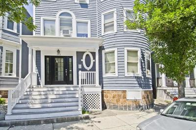 Condo/Townhouse Under Agreement: 1021 Dorchester Ave #3