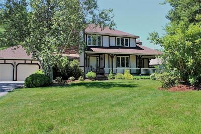 Braintree Single Family Home Under Agreement: 90 Albee