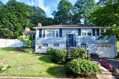 Peabody Single Family Home Under Agreement: 6 Leonard Rd