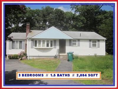 Billerica Single Family Home Under Agreement: 128 Salem Road