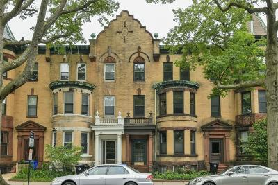 Brookline Condo/Townhouse Under Agreement: 1491 Beacon St #4
