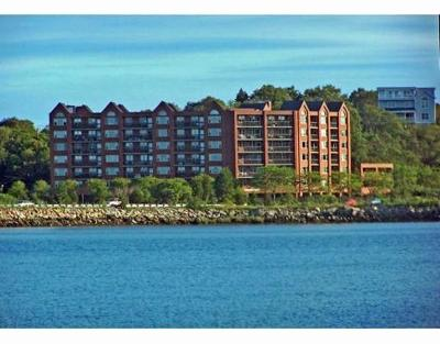 Hull Condo/Townhouse For Sale: 155 George Washington Blvd #508