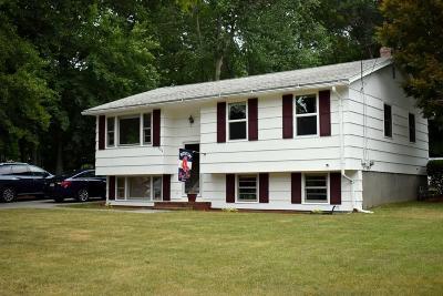 Whitman Single Family Home Under Agreement: 504 Franklin St