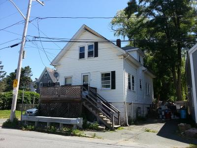 Gloucester MA Single Family Home For Sale: $255,000