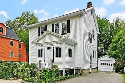 Arlington Rental Price Changed: 133 Thorndike St