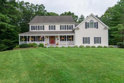 Whitman Single Family Home For Sale: 9 Wild Turkey Lane