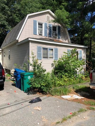 Billerica Single Family Home Under Agreement: 4 Covington Ave