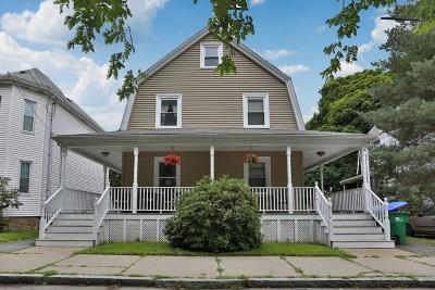 Medford Multi Family Home For Sale: 30-32 Touro Ave