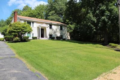 Mansfield Single Family Home Under Agreement: 318 Maple St