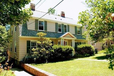 Newton Condo/Townhouse For Sale: 128 Otis St #128