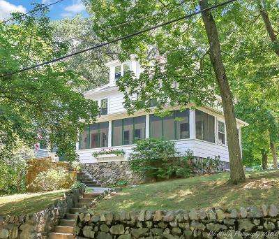 Melrose Single Family Home Under Agreement: 154 Warwick Rd
