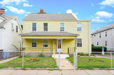 Multi Family Home Under Agreement: 44 Waverly Street