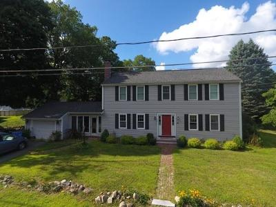 Whitman Single Family Home For Sale: 48 Westwood Dr