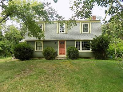 Holliston Single Family Home Price Changed: 1869 Washington St