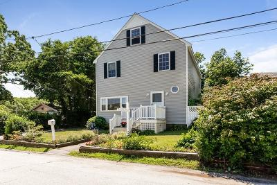 Hingham Single Family Home Contingent: 8 Bonnie Brier Cir