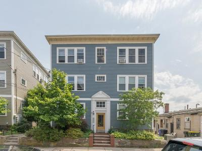 Boston Condo/Townhouse Back On Market: 9 Sedgwick St #1