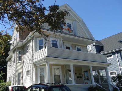Multi Family Home Under Agreement: 42-44 Burton St