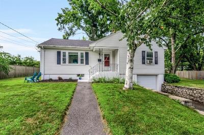 Framingham Single Family Home Under Agreement: 51 Simpson Dr