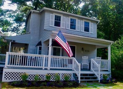 Burlington Single Family Home Under Agreement: 3 Reed Street