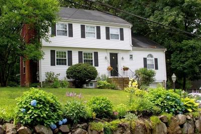 Dedham Single Family Home For Sale: 34 Cranberry Ln
