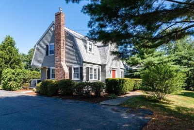 Scituate Condo/Townhouse Under Agreement: 114 Branch Street #1