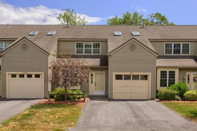 Clinton Condo/Townhouse For Sale: 307 Ridgefield Cir #C