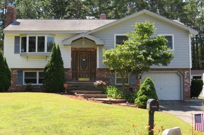 Billerica Single Family Home Under Agreement: 33 Burnham Rd