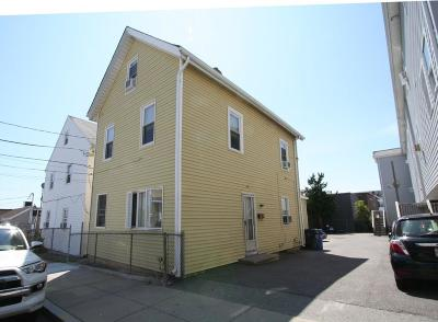 Fall River Multi Family Home Price Changed: 30 Orange St
