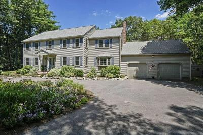 Canton Single Family Home For Sale: 16 Chief Lane