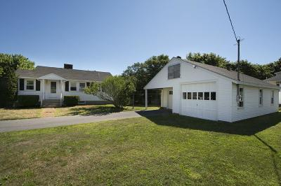 Scituate Single Family Home Under Agreement: 60 Marion Road