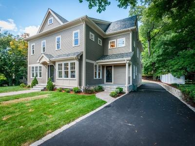 Newton Single Family Home For Sale: 22 Hagen Rd
