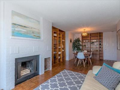 Cambridge Condo/Townhouse Under Agreement: 1580 Massachusetts Ave #8A