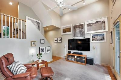 Cambridge MA Single Family Home Under Agreement: $895,000