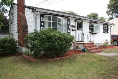 Avon Single Family Home Under Agreement: 42 Gill St
