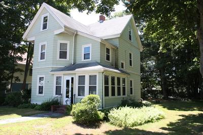 Single Family Home Under Agreement: 431 Huntington Ave.