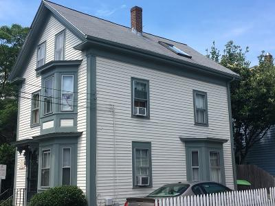 Beverly Multi Family Home Under Agreement: 52 Front