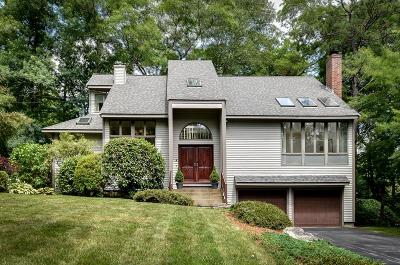 Hopkinton Single Family Home Under Agreement: 4 Hill St