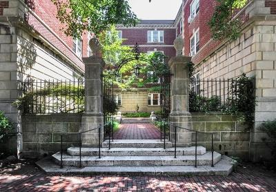 Cambridge Condo/Townhouse Under Agreement: 4 Washington Avenue #1
