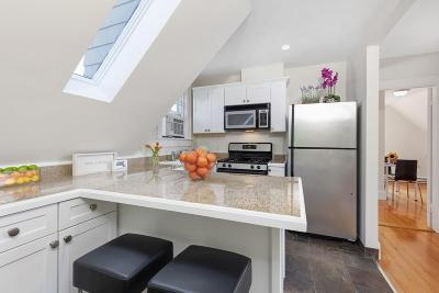 Somerville Condo/Townhouse Under Agreement: 103 Liberty Ave #5
