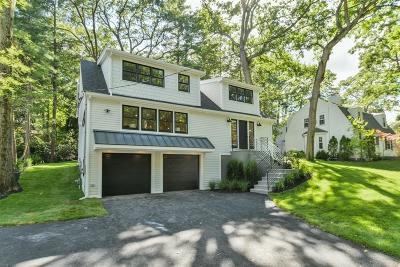 Newton Single Family Home For Sale: 66 Audubon Dr