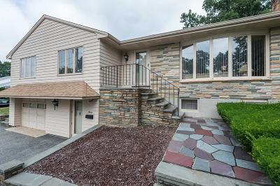 Stoneham Single Family Home Under Agreement: 7 Pine Ridge Road