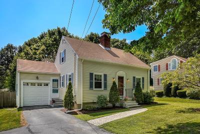 Arlington MA Single Family Home Contingent: $664,900