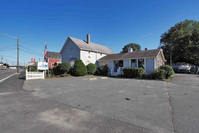 MA-Bristol County Commercial For Sale: 163 Huttleston Ave